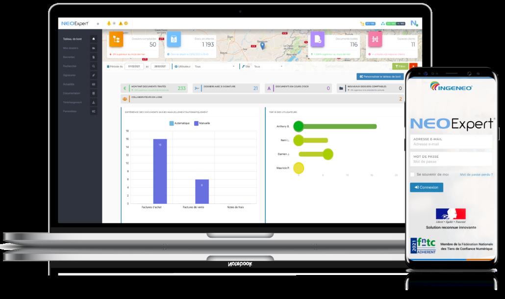 NéoExpert solutions pour les experts-comptables